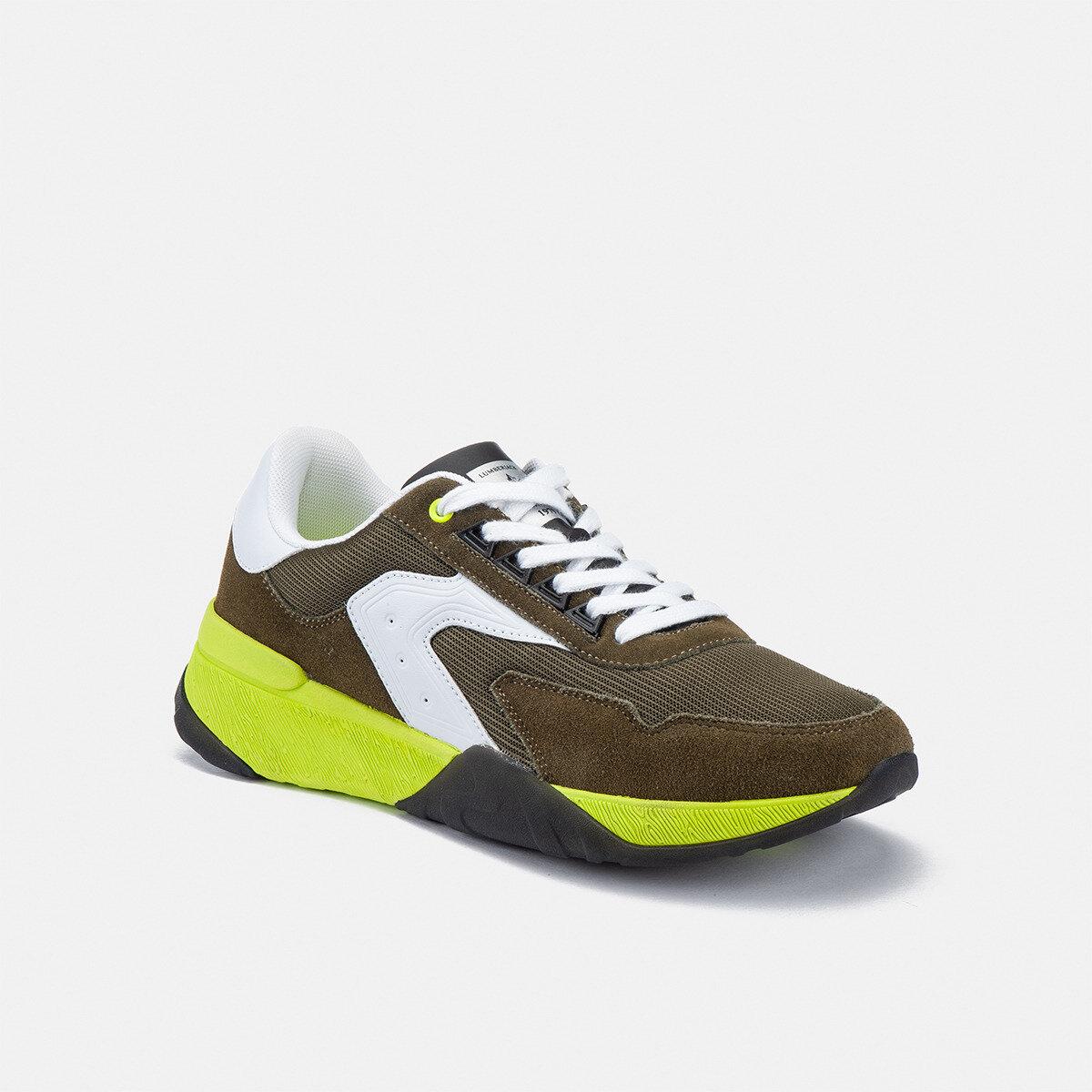 MIAMI TRUFFLE GREEN Man Sneakers