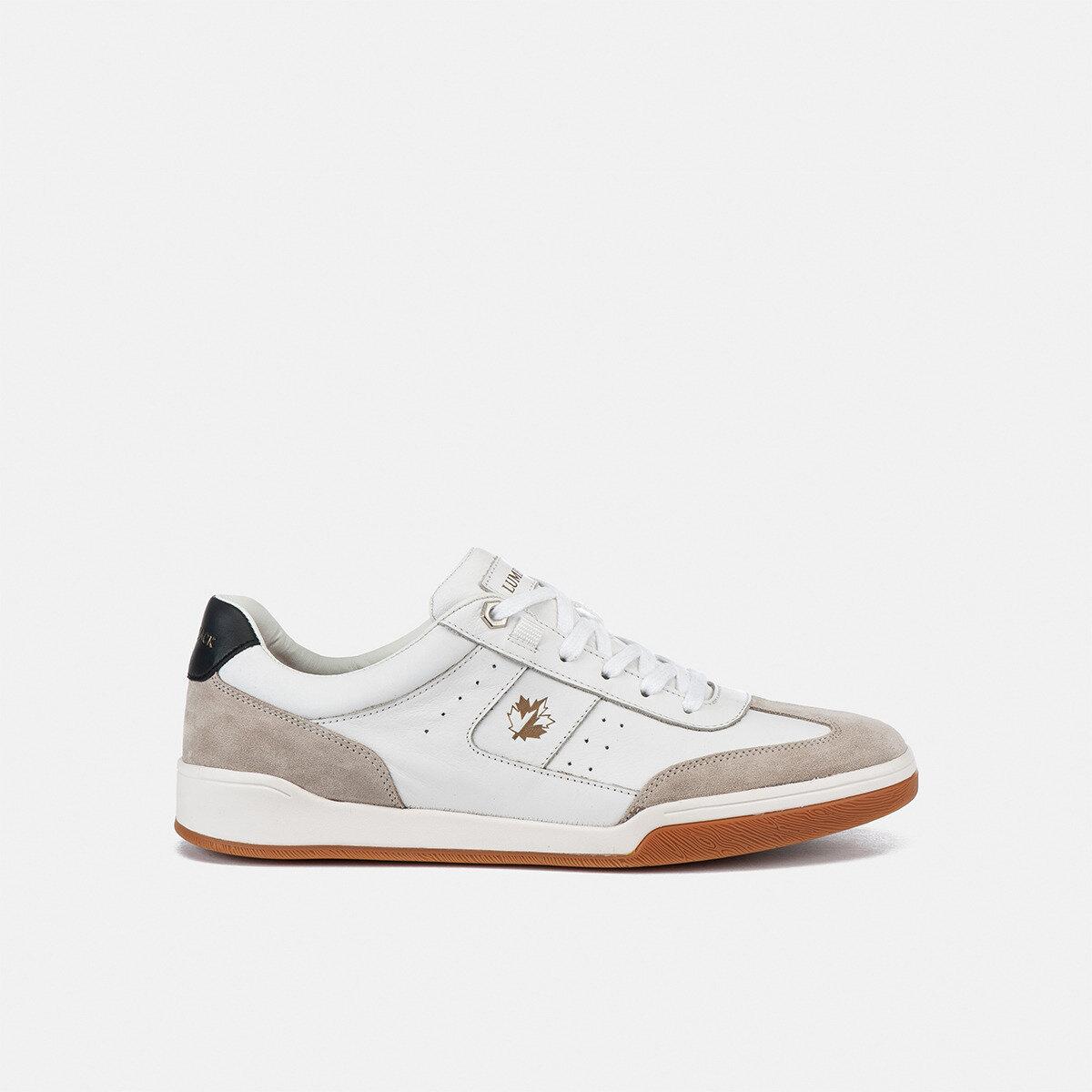 ELITE WHITE/BLACK Man Sneakers