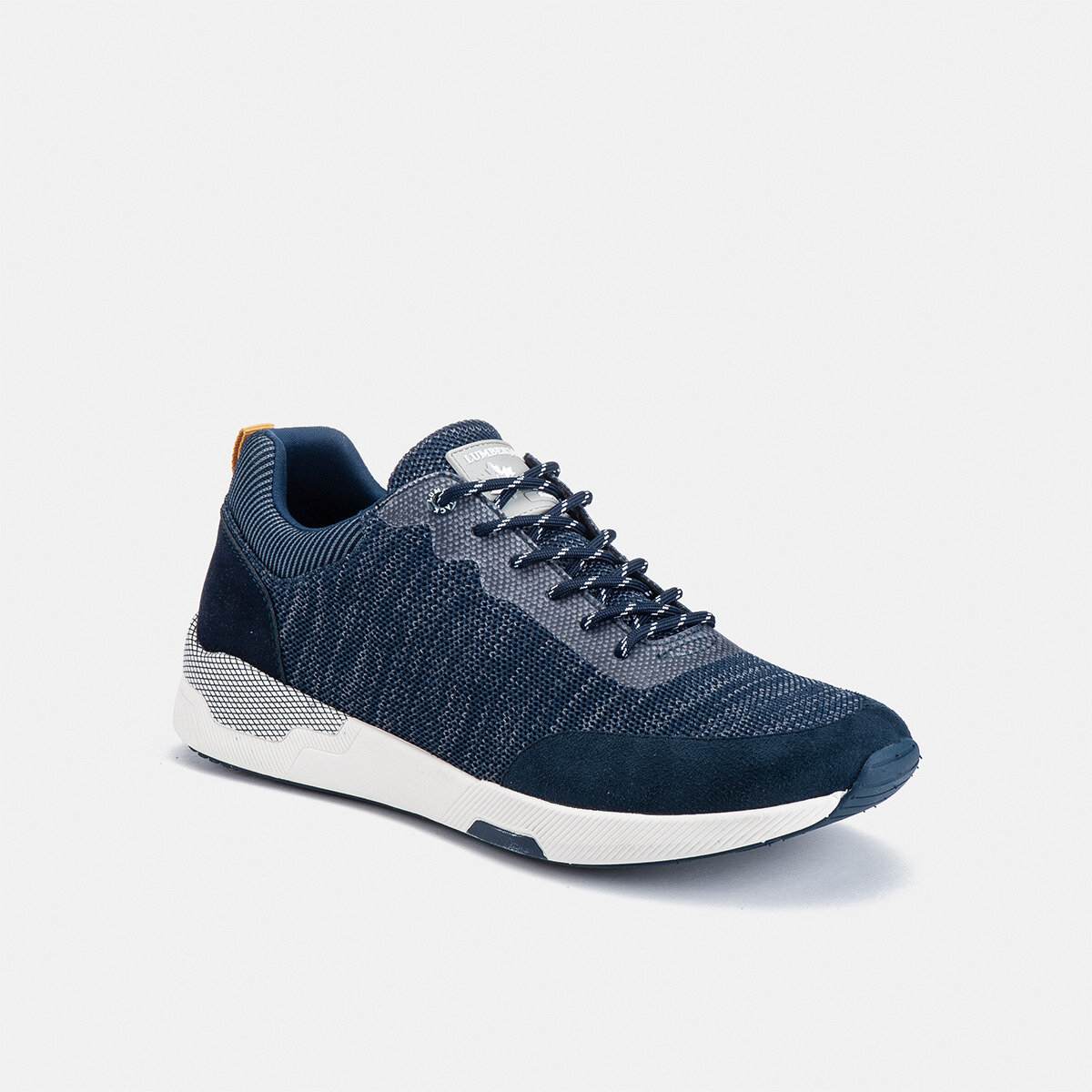 AUSTIN NAVY BLUE Man Sneakers