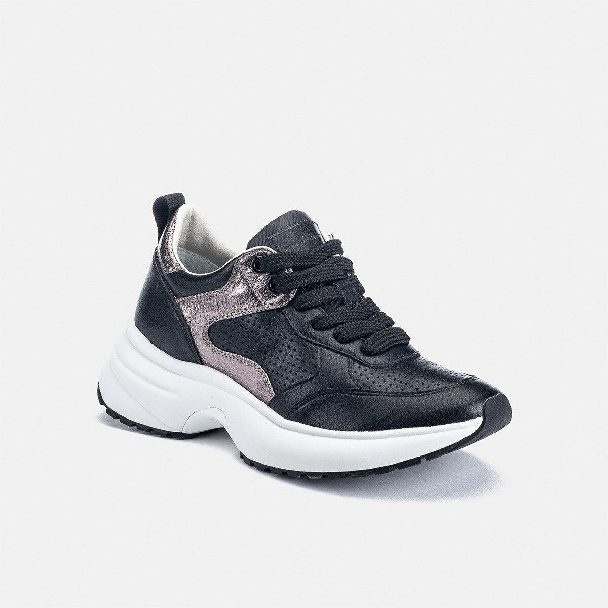 JADEN BLACK Woman Sneakers
