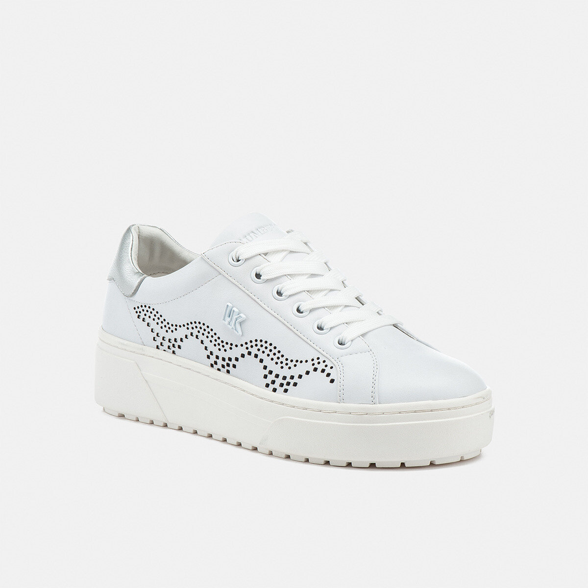 KALLY WHITE Woman Sneakers