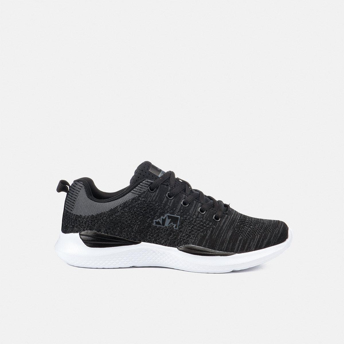 WALKY BLACK/DK GREY Woman Running shoes