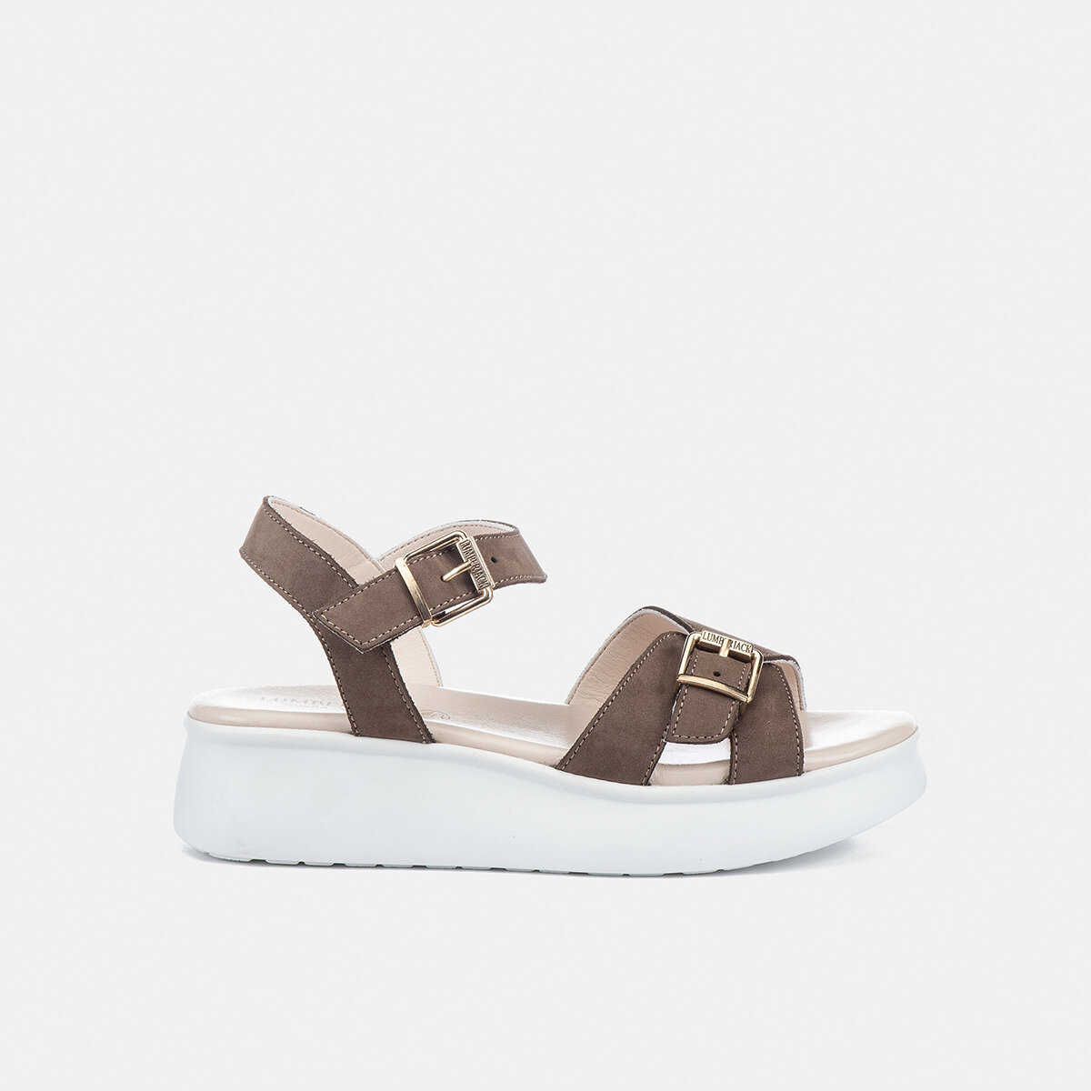 WENDY Taupe Woman Sandals