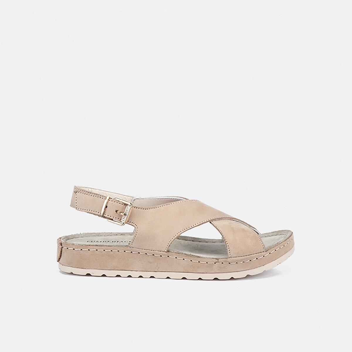 EZA CREAM Woman Sandals