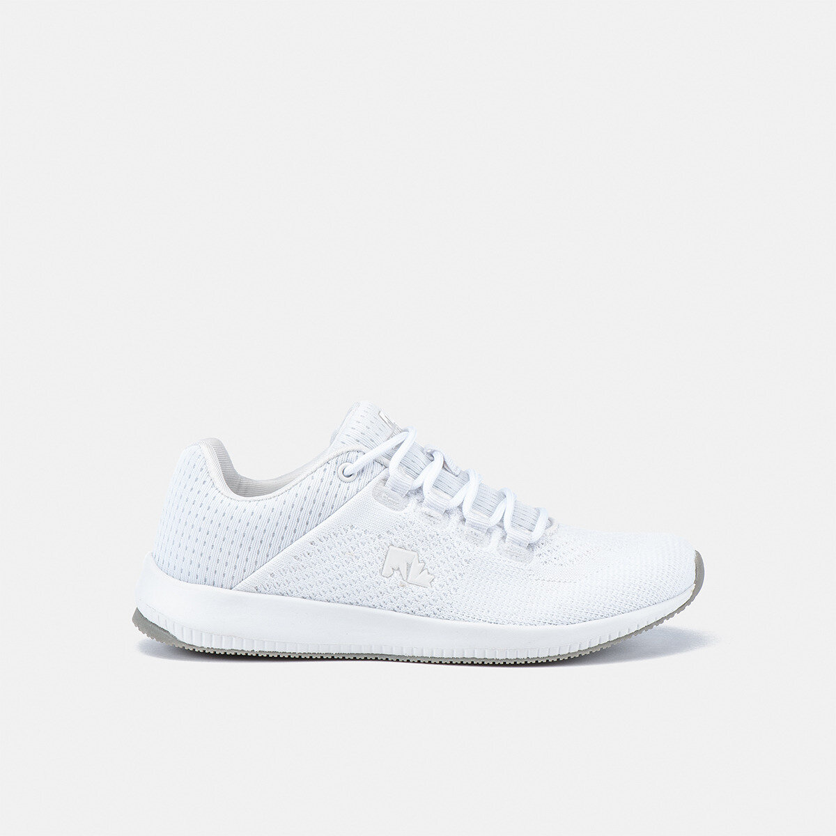 ALLE WHITE Woman Running shoes