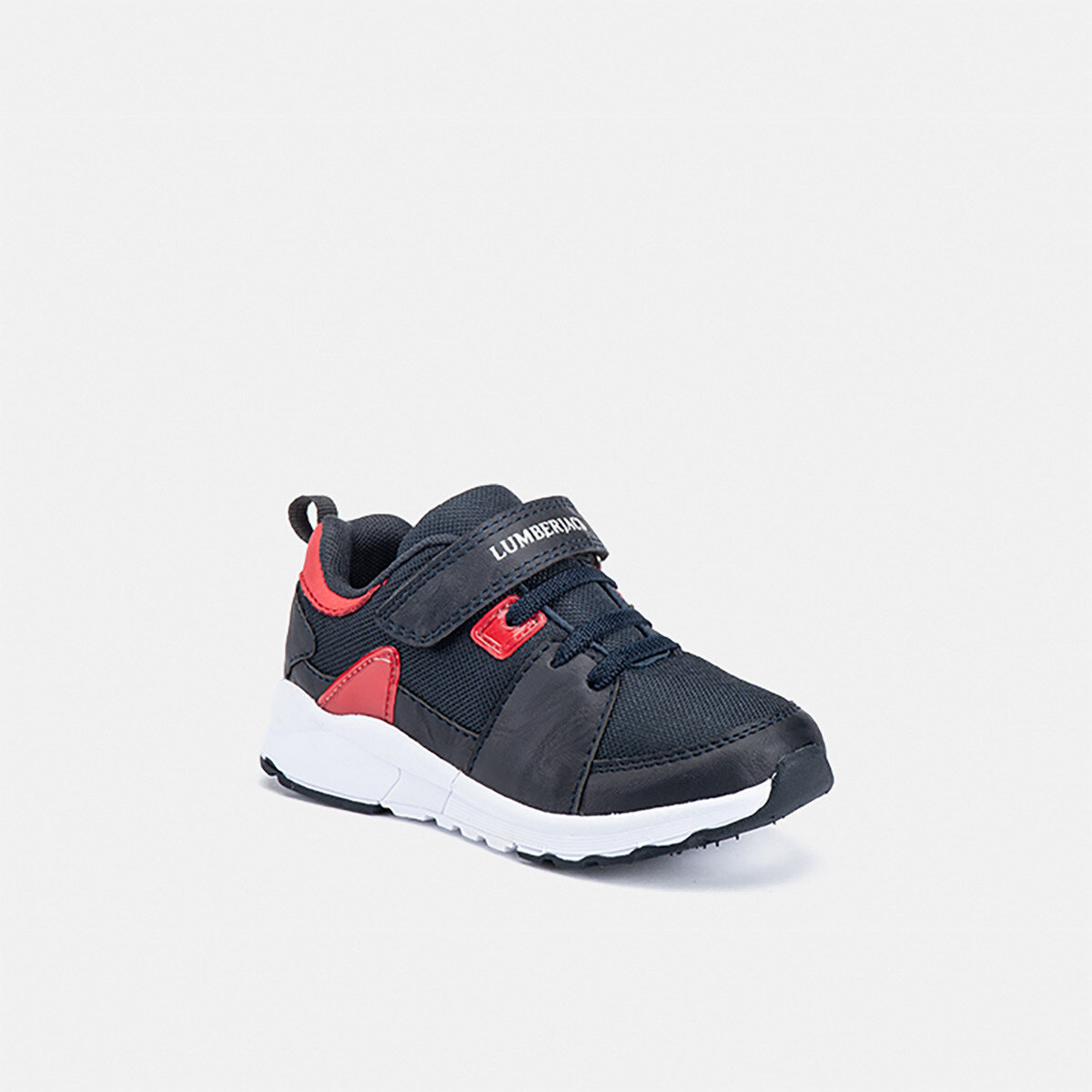 SWING NAVY BLUE/RED Boy Sneakers