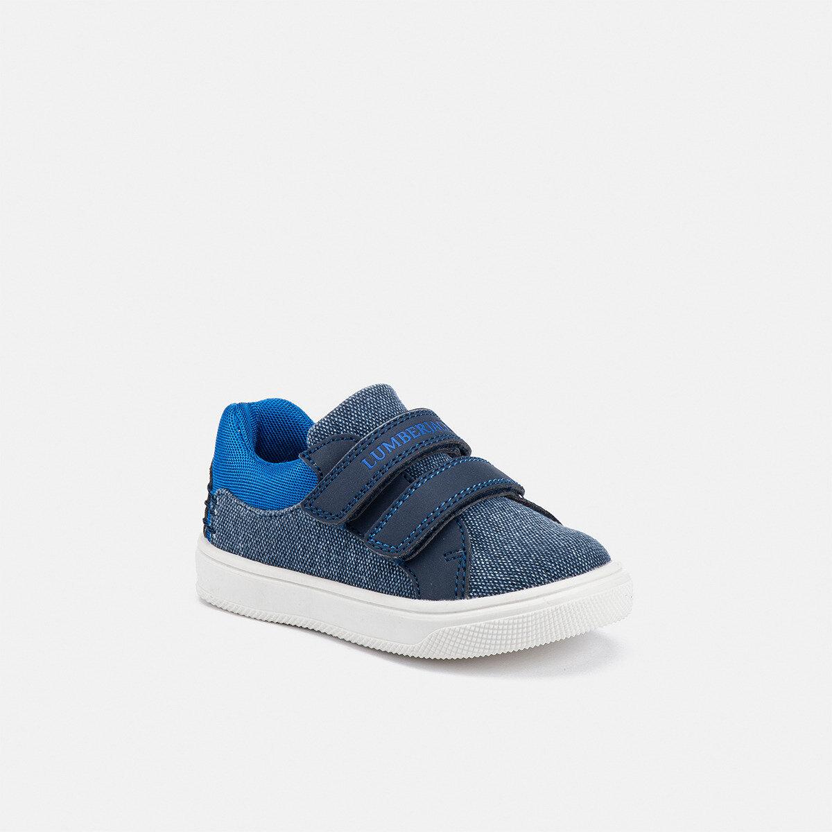 MOBY NAVY BLUE Boy Sneakers