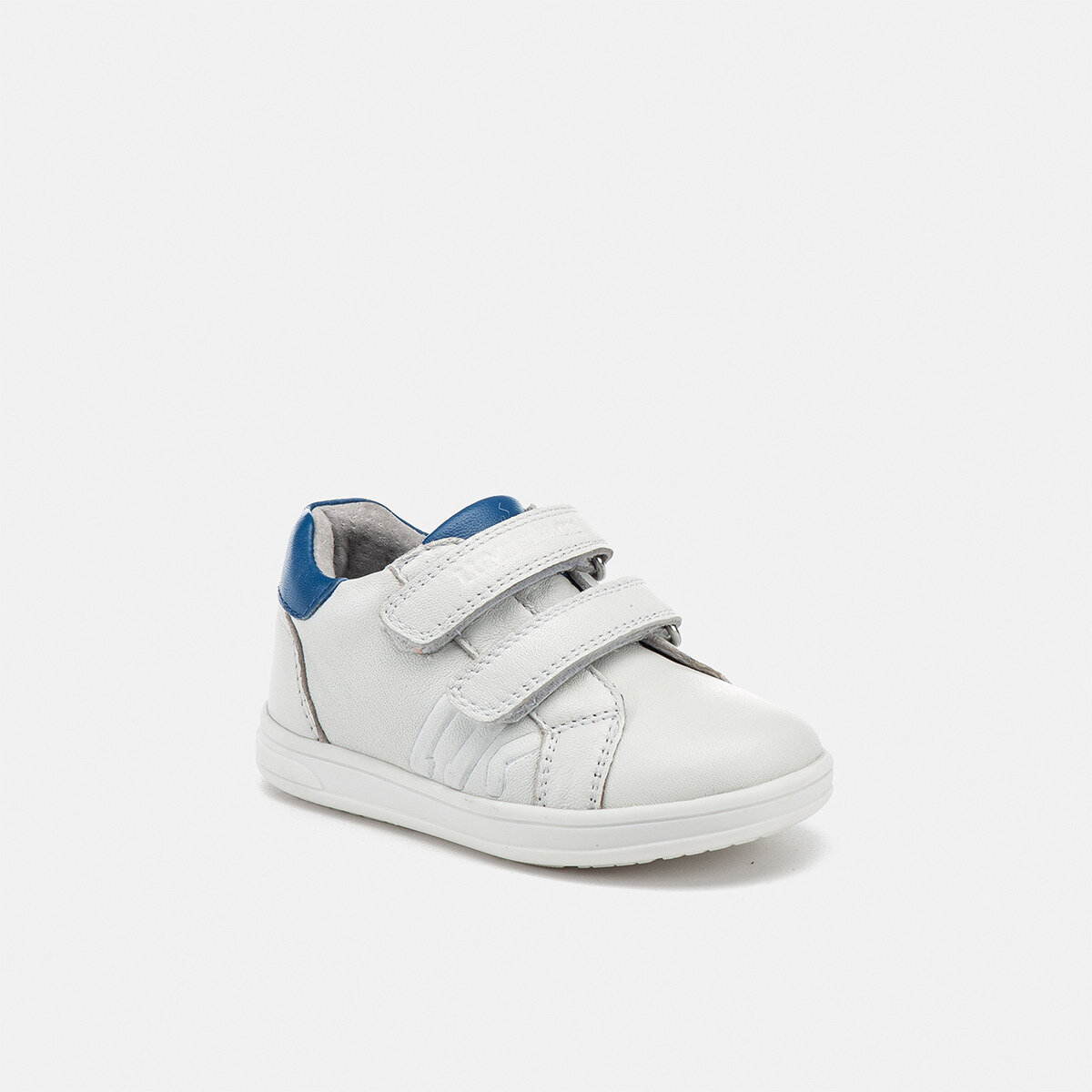 TAPE WHITE Boy Sneakers