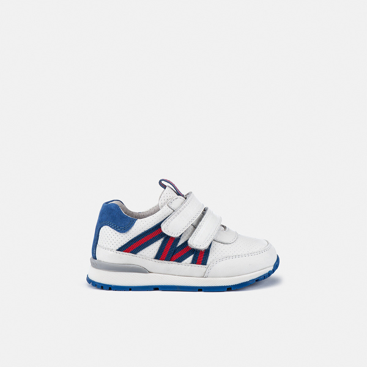 SQUISH WHITE/BLUE Boy Sneakers