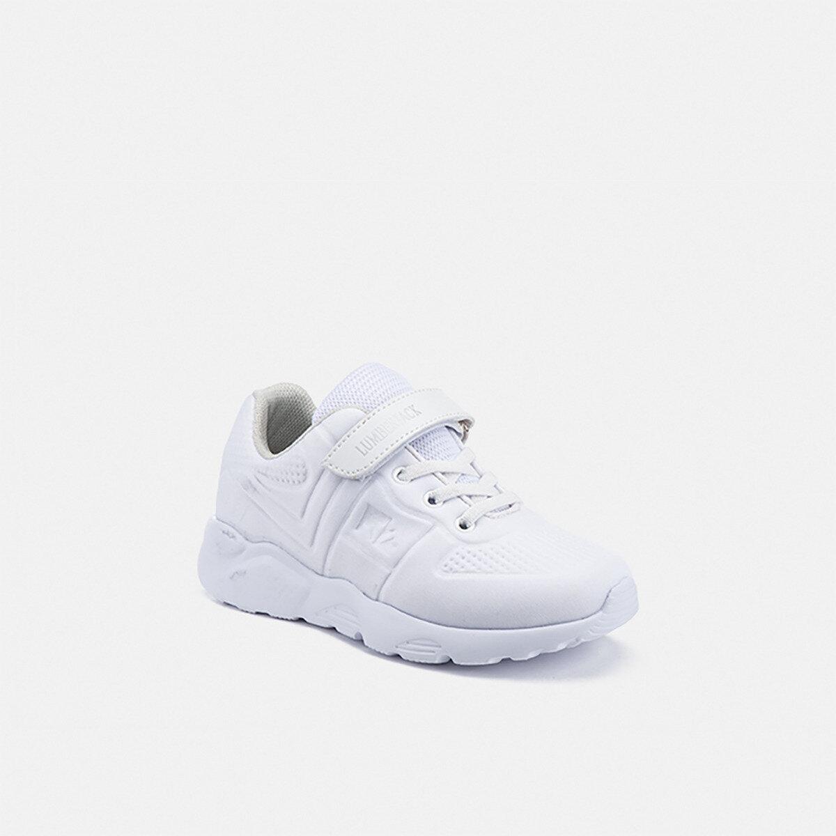 BULL WHITE Boy Running shoes