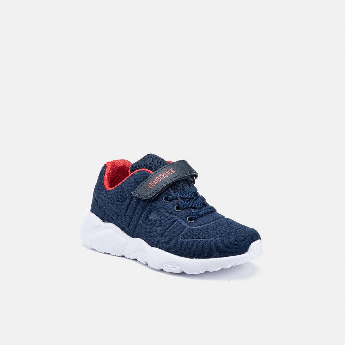 BULL NAVY BLUE Boy Running shoes