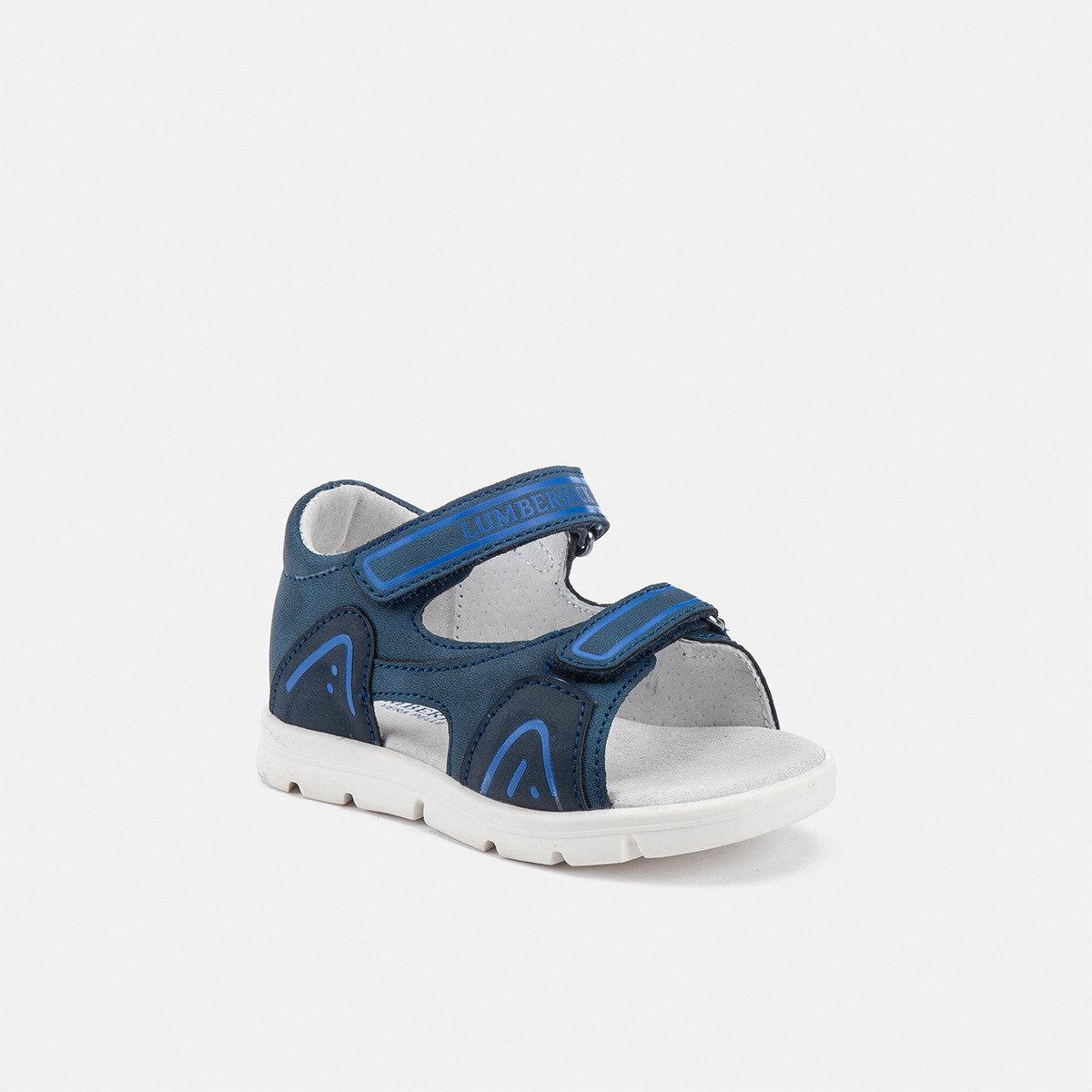 WHIPPY NAVY BLUE Boy Sandals