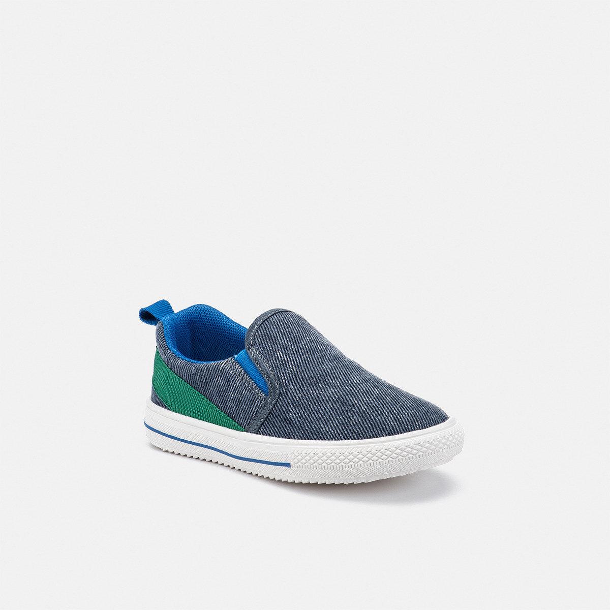 FOLD NAVY BLUE/ROYAL Boy Sneakers