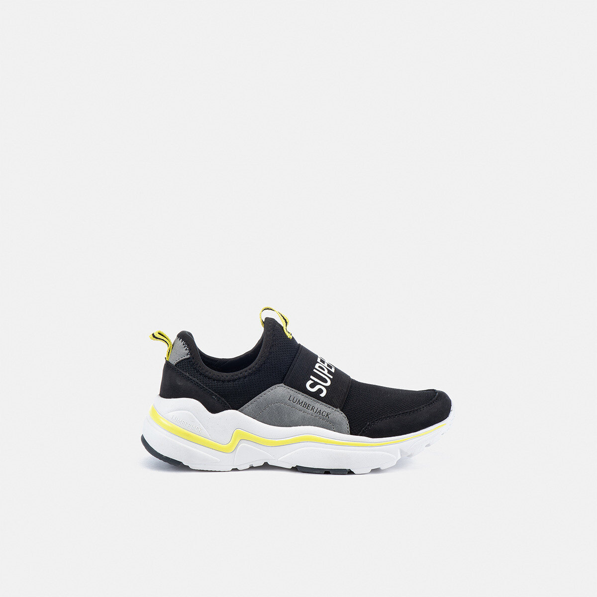 DREW BLACK/GREY Boy Sneakers