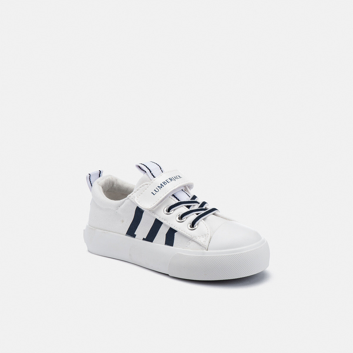 VULKY WHITE Boy Sneakers