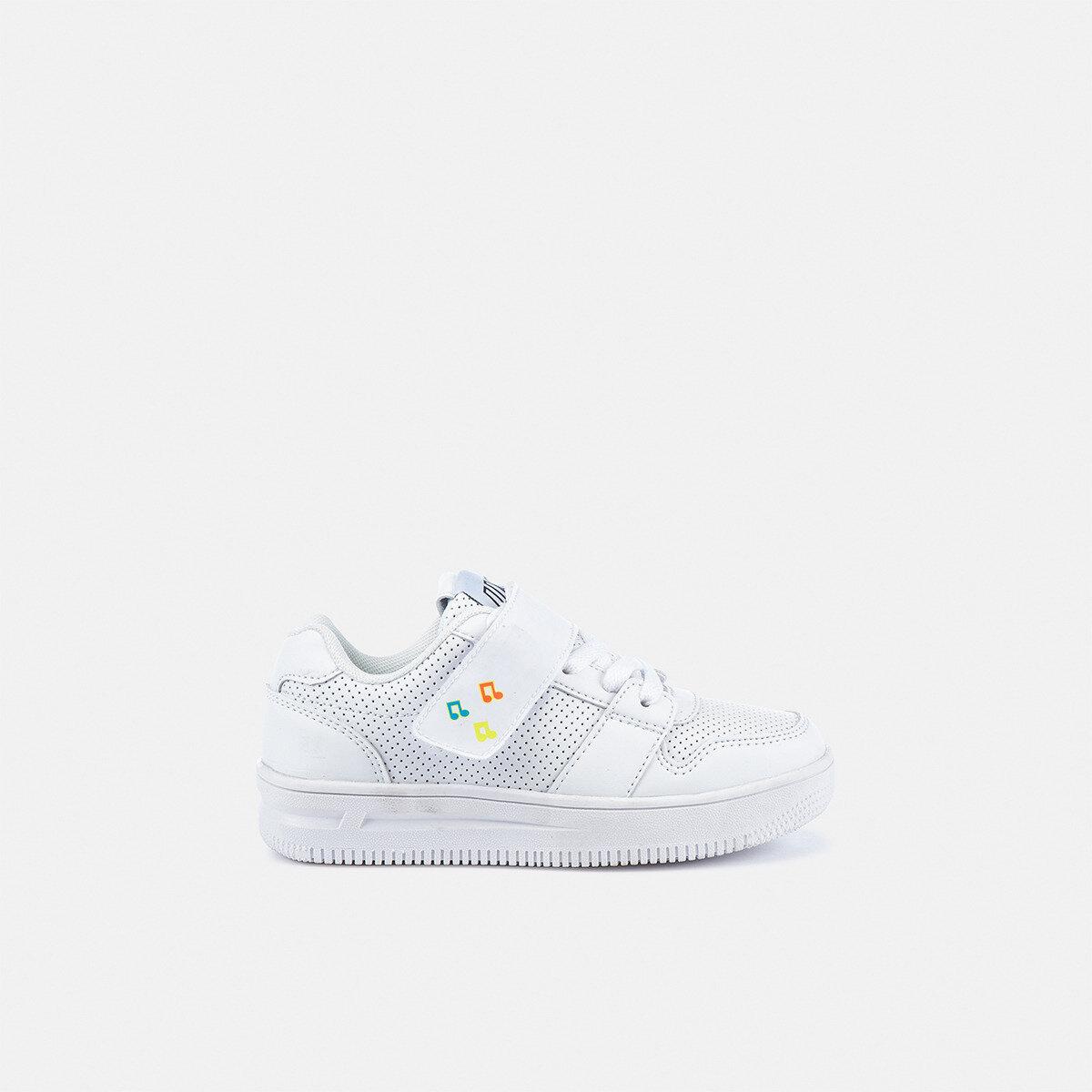 GAME WHITE Boy Sneakers
