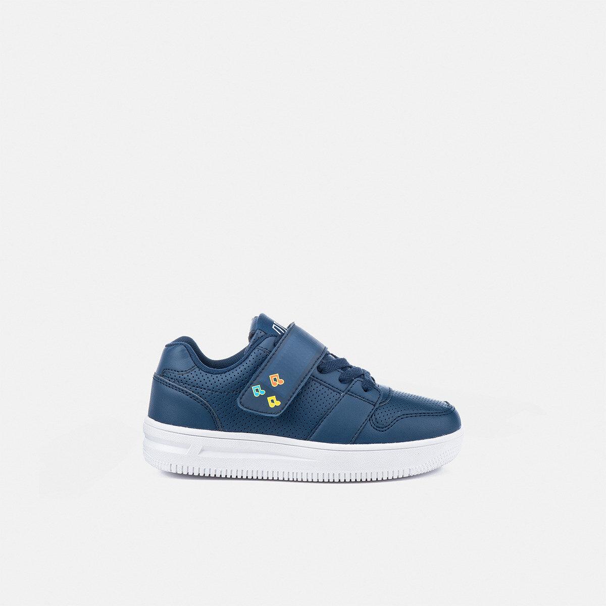 GAME NAVY BLUE Boy Sneakers