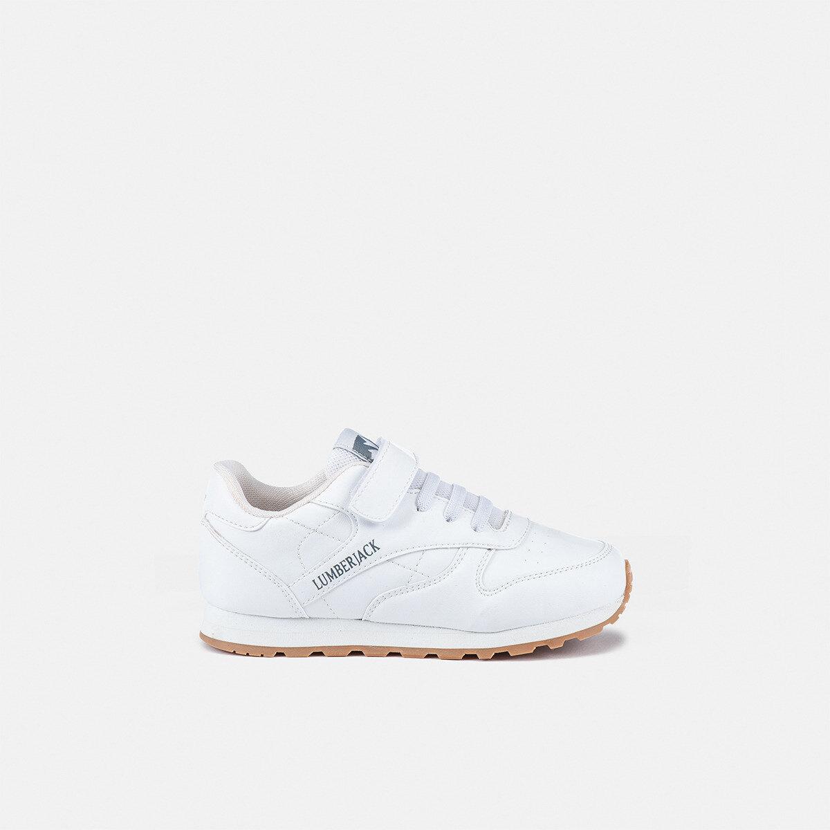 HELLO JR WHITE Boy Running shoes