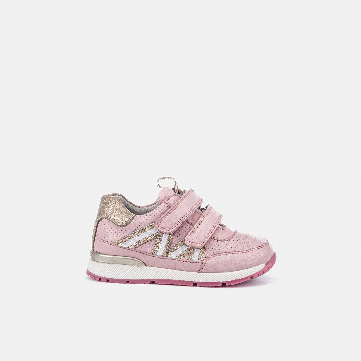 SQUISH PINK/LT GOLD Girl Sneakers