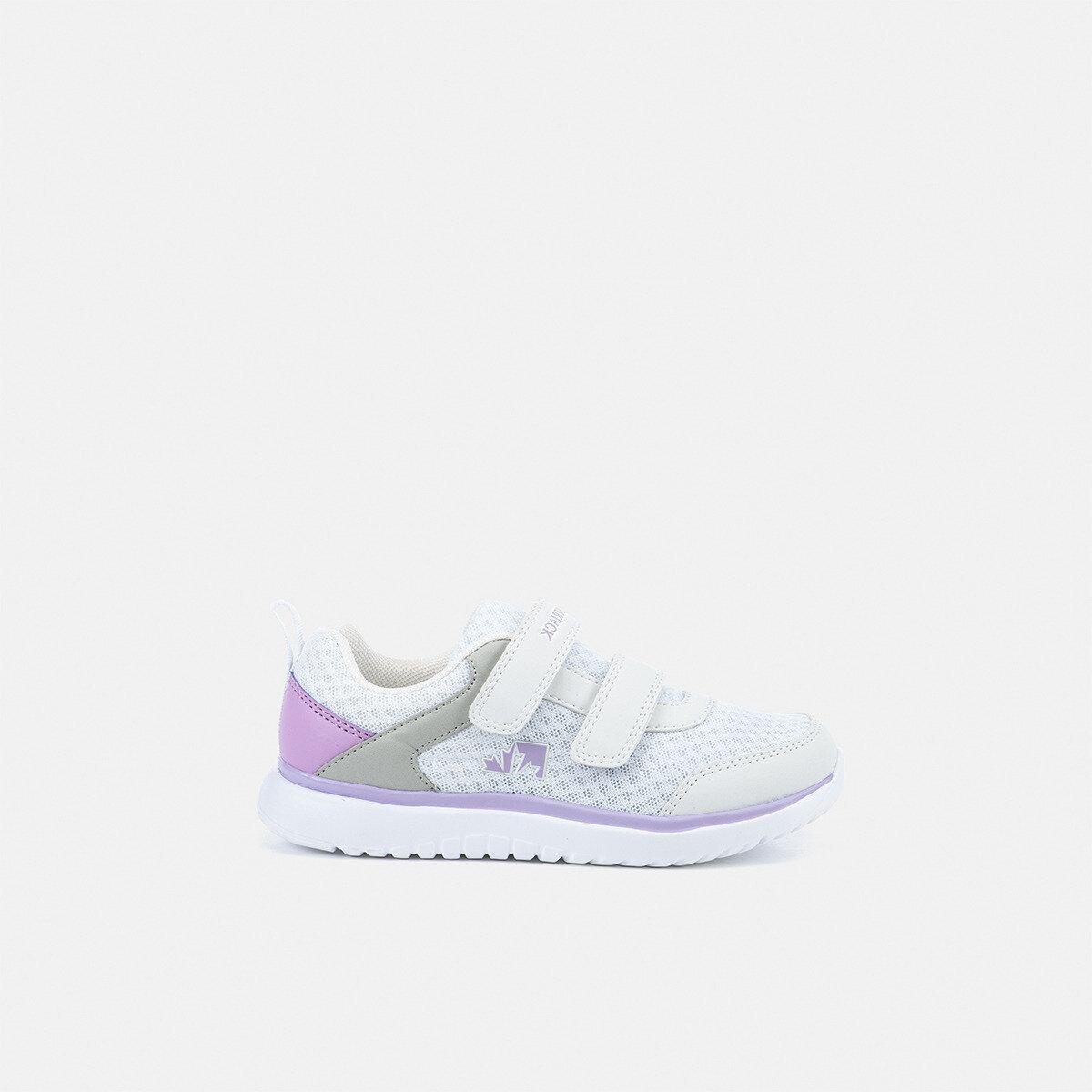 LYNX WHITE Girl Running shoes