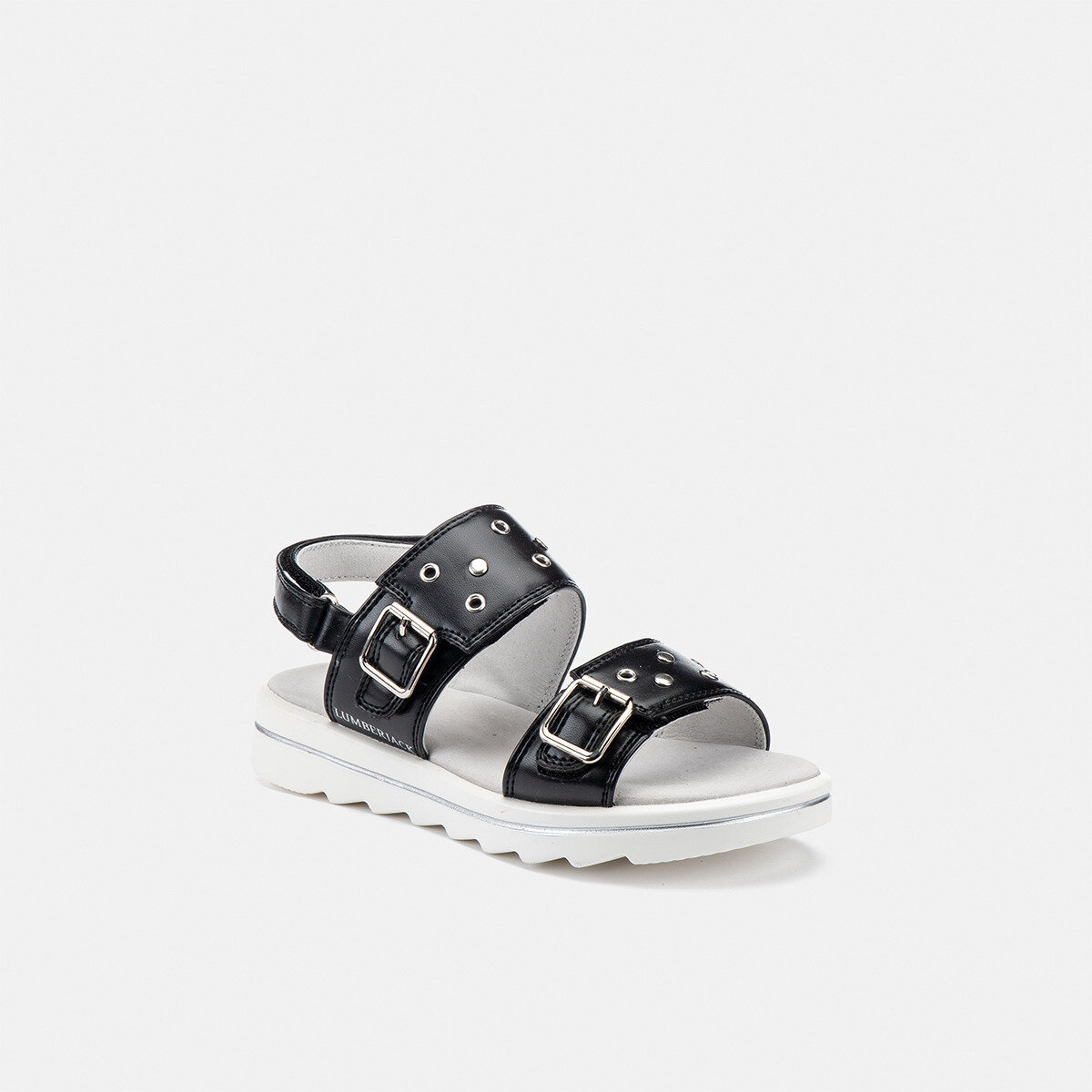 DELIGHT BLACK Girl Sandals