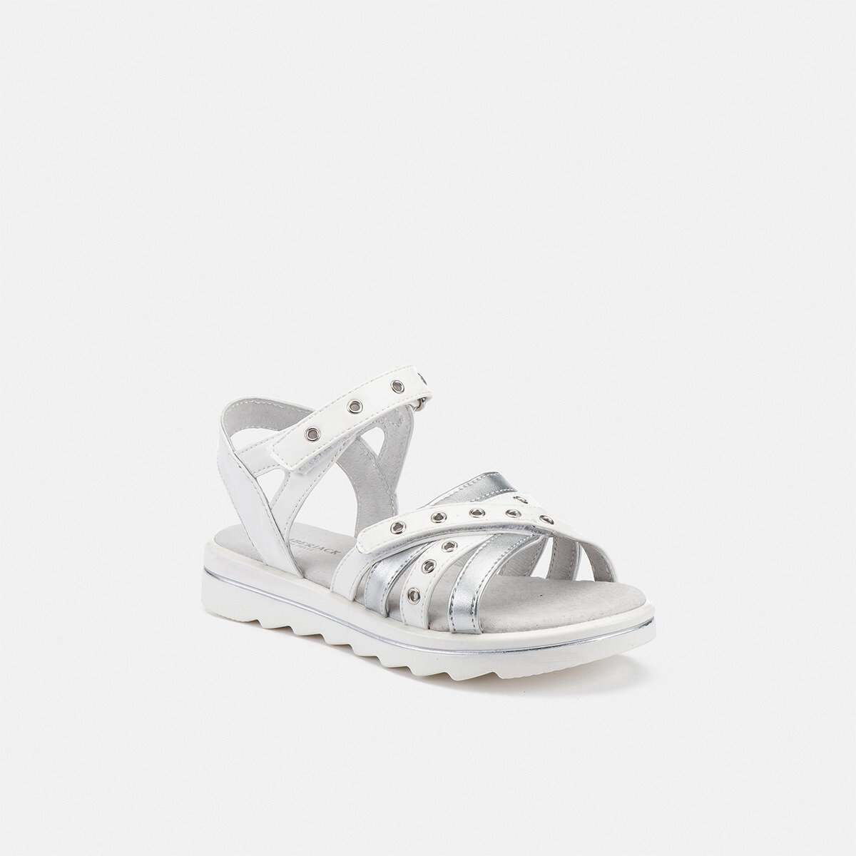 DELIGHT WHITE Girl Sandals