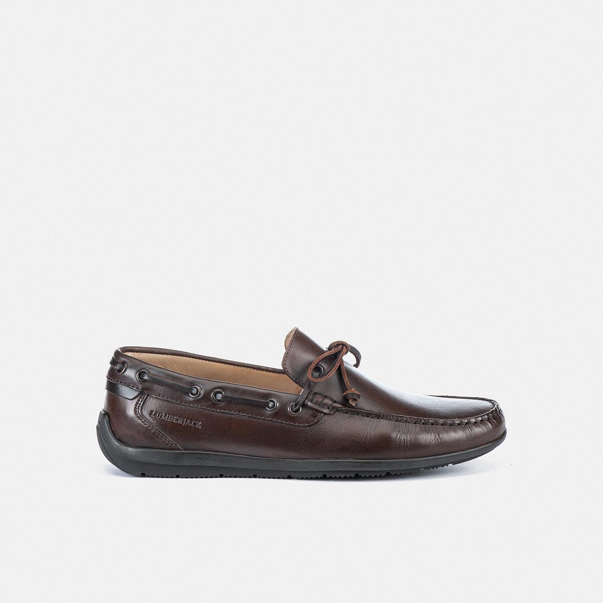 LEMAN DK BROWN Man Loafers