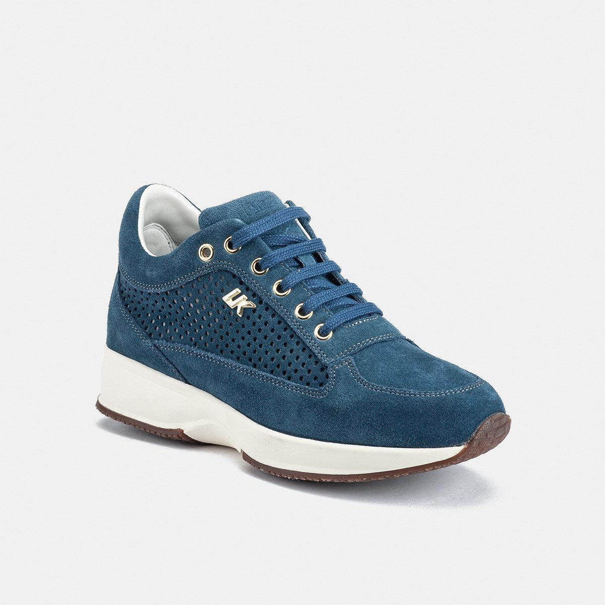 RAUL BLUE Woman Sneakers