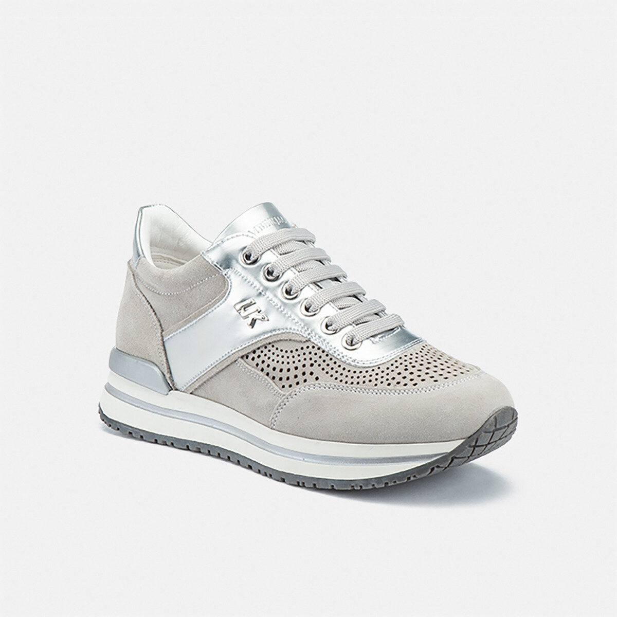 LIKE LT GREY Woman Sneakers