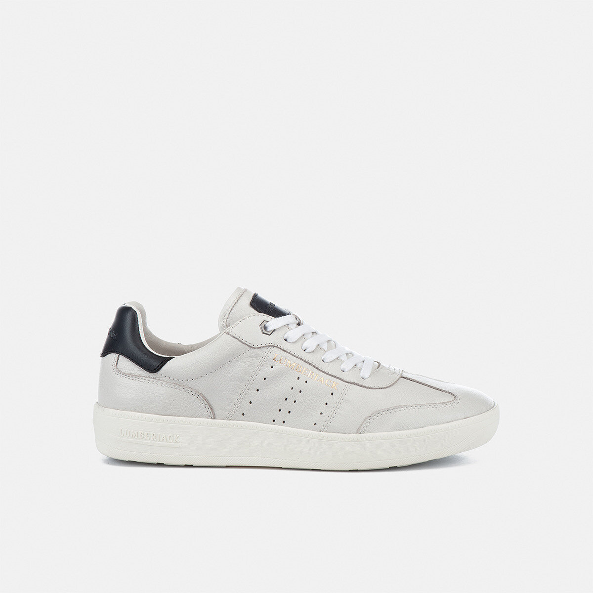 SUMMER CHUCK WHITE/BLACK Man Sneakers