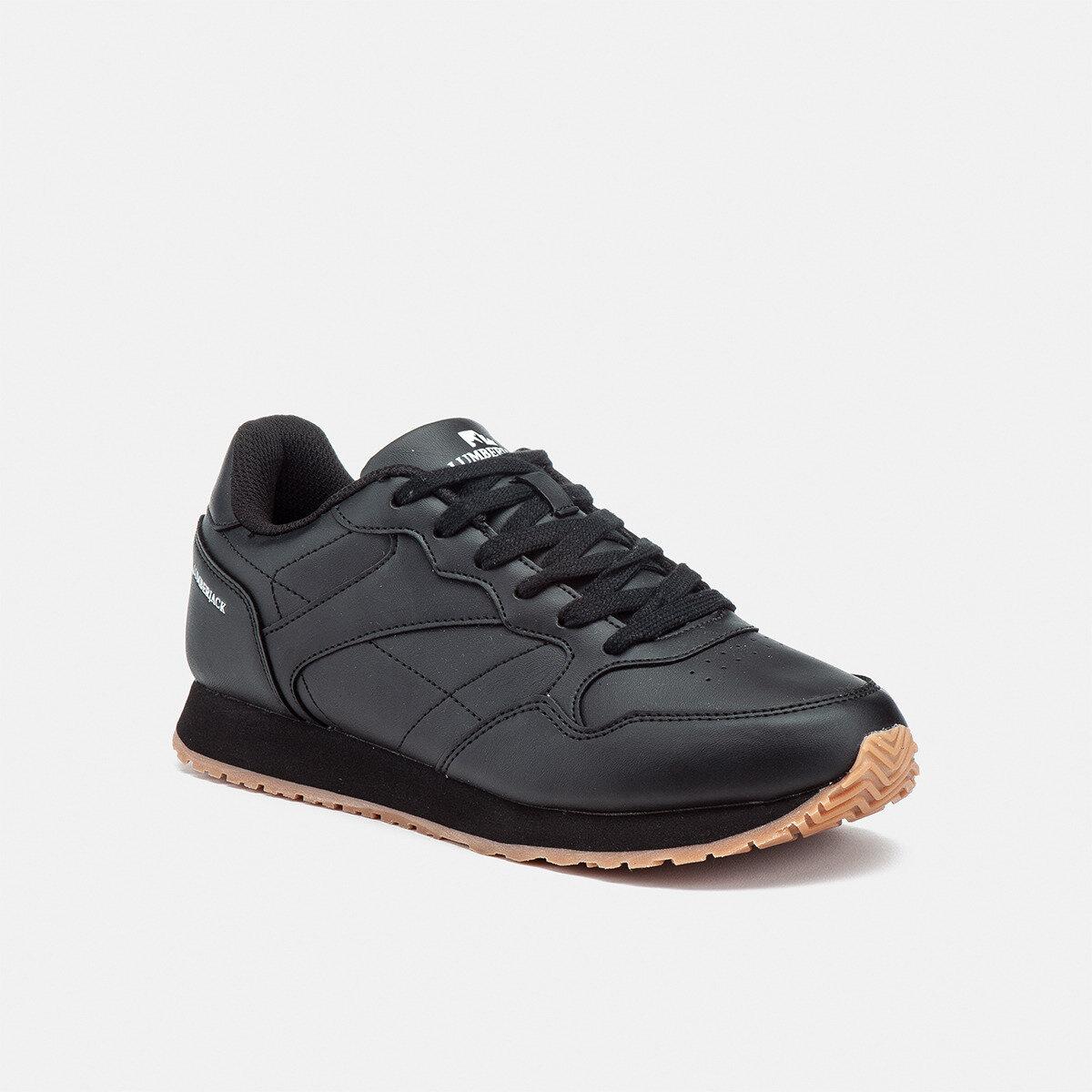 HELLO BLACK Man Running shoes