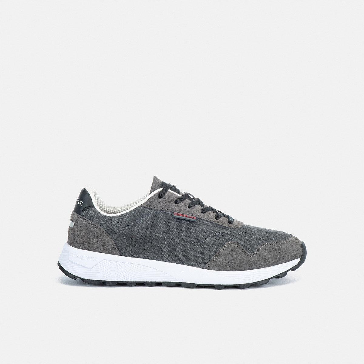 STEVIE ASH GREY Man Sneakers