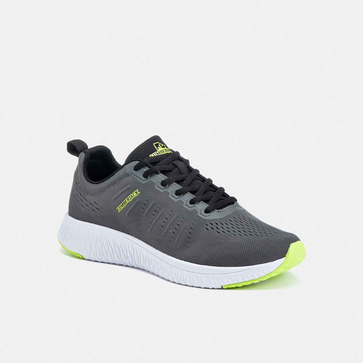 ALLEY GREY Man Running shoes