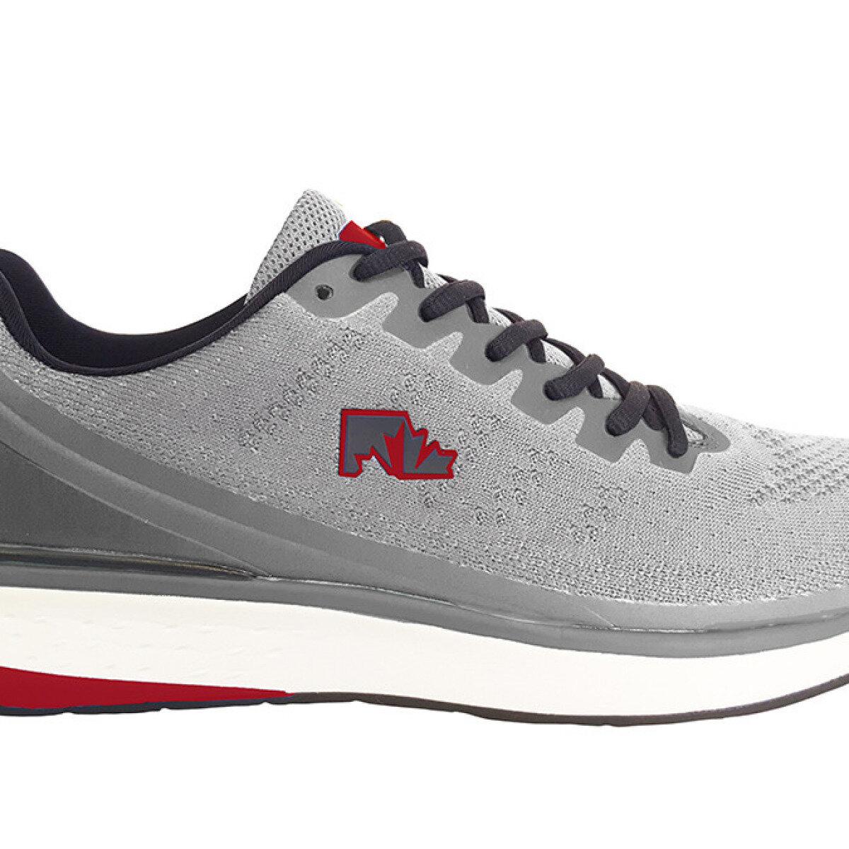 RONAN LT GREY Man Running shoes