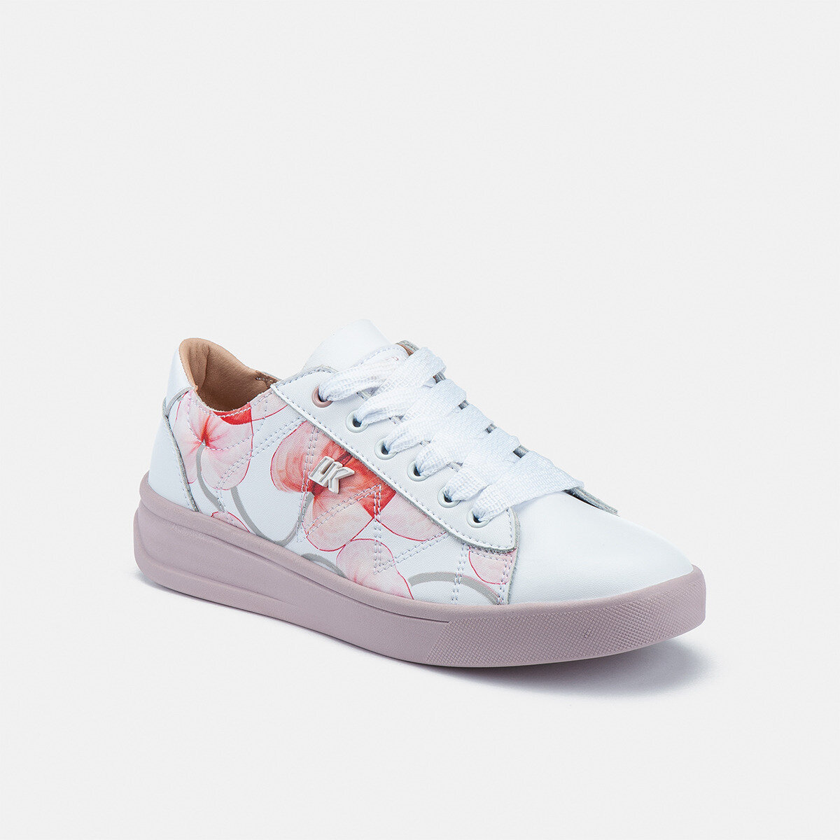 HAWK WHITE/VIOLET ICE Woman Sneakers