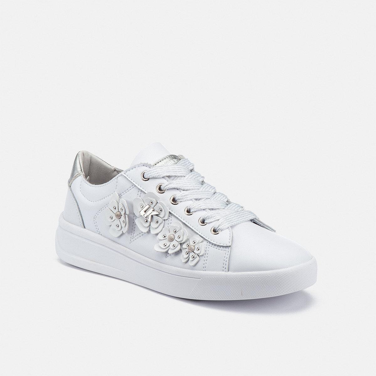 HAWK WHITE Woman Sneakers