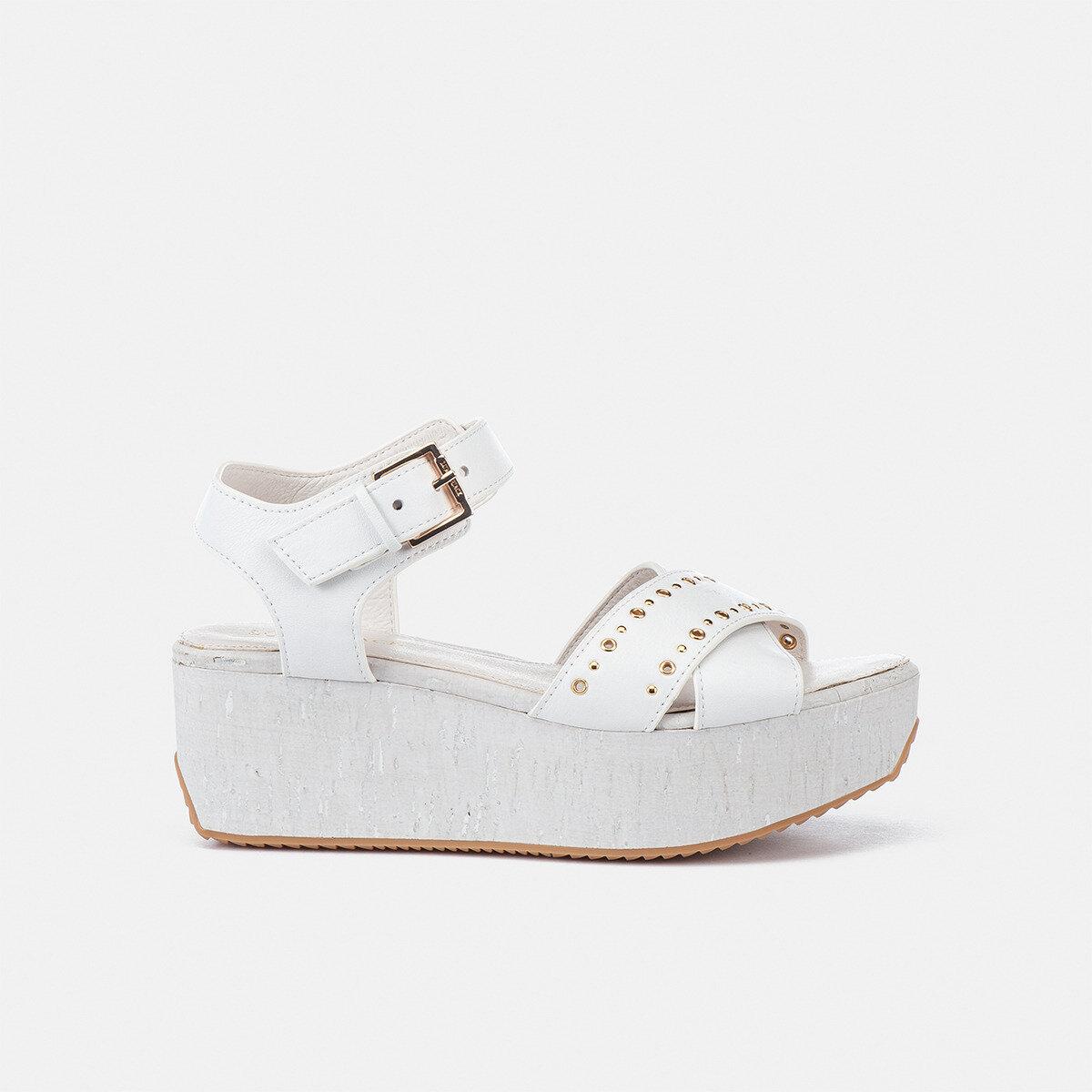 NANCY WHITE Woman Sandals