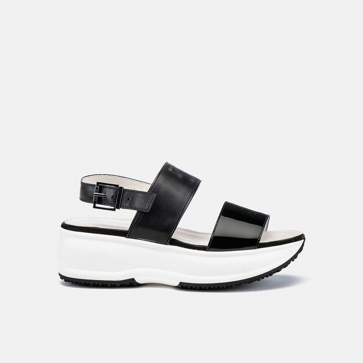 SONYA BLACK Woman Sandals