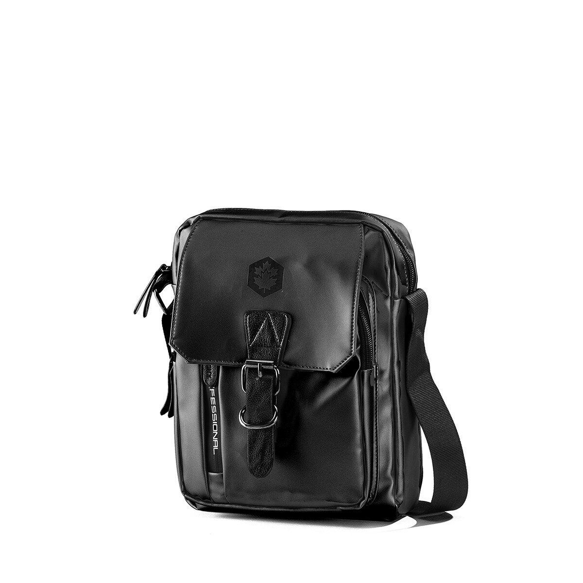 MPROJ.03 BLACK Man Shoulder bags