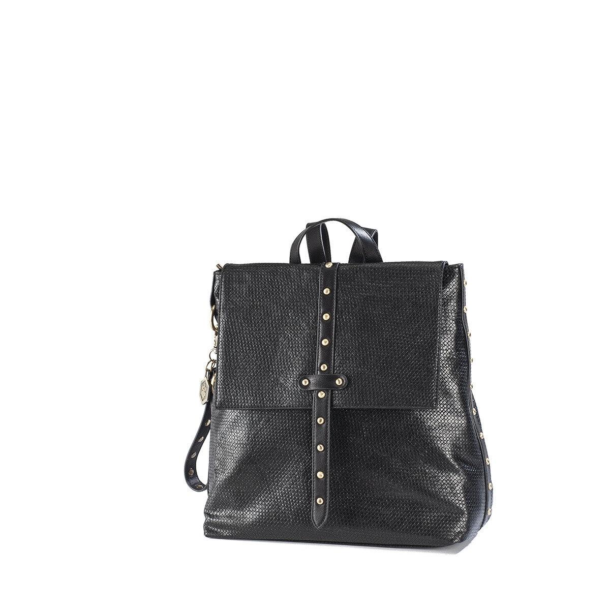 WPROJ.13 BLACK Woman Backpacks