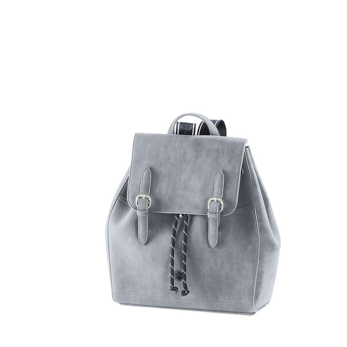 WPROJ.08 GREY Woman Backpacks