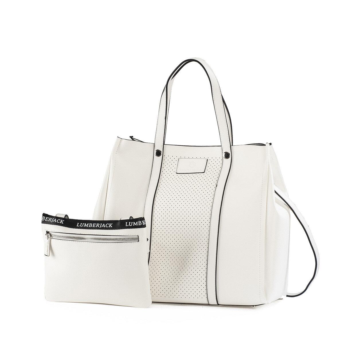 WPROJ.06 WHITE Woman Shoulder bags