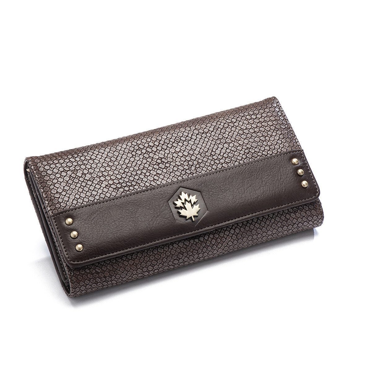 WPROJ.13 DK BROWN Woman Wallets
