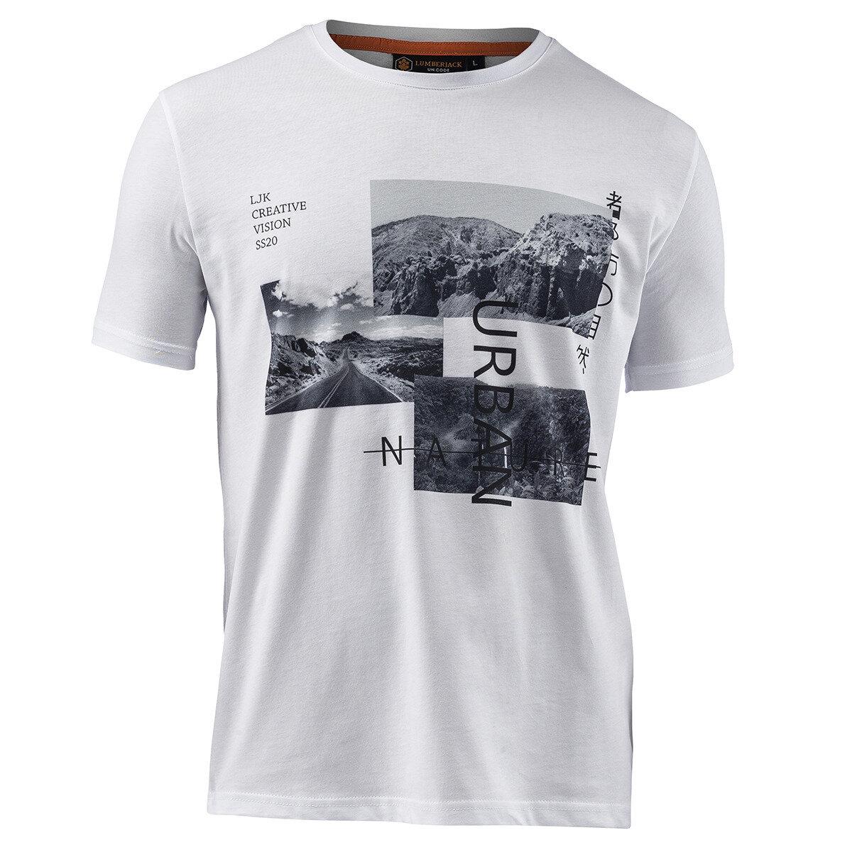 TEES WHITE Man T-Shirts