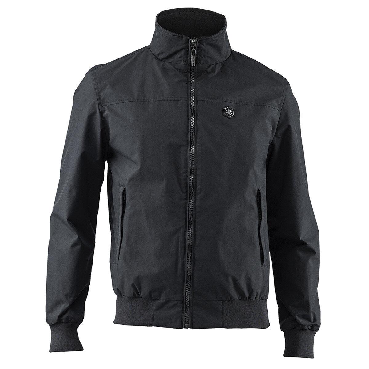 SPINNAKER BLACK Man Jackets