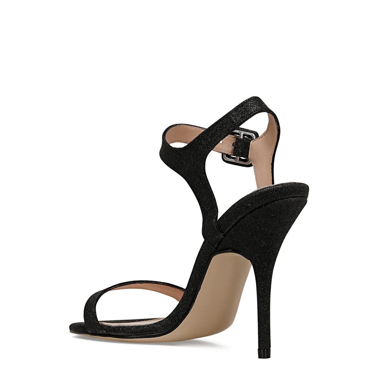 TALLY3 Siyah Kadın Sandalet