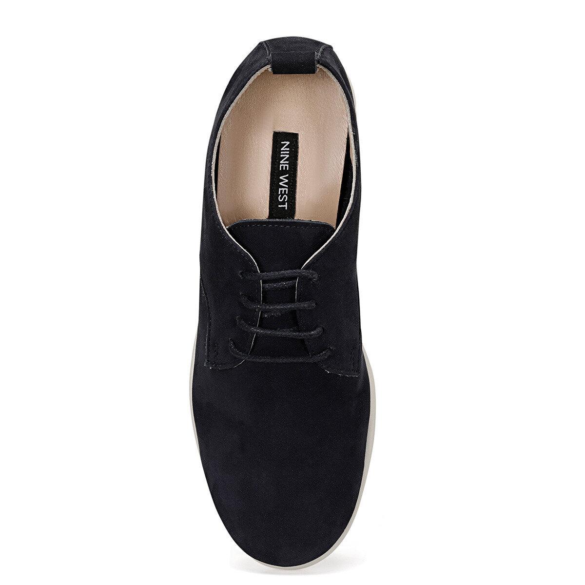 DEBORAH Lacivert Kadın Maskulen Ayakkabı