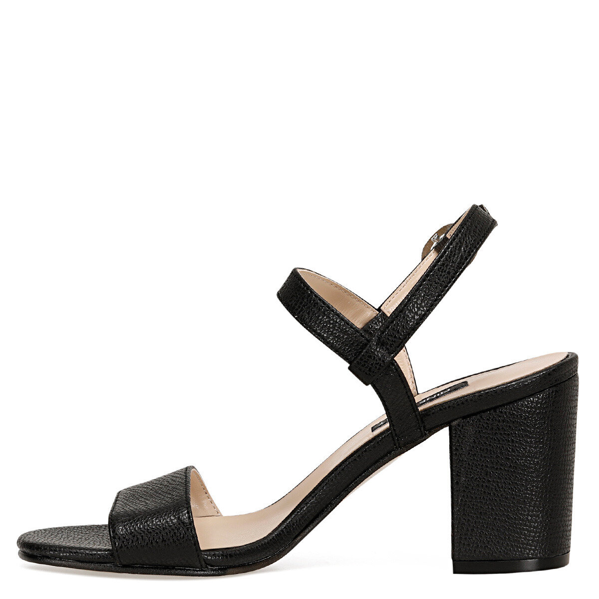 CEVA Siyah Kadın Topuklu Sandalet