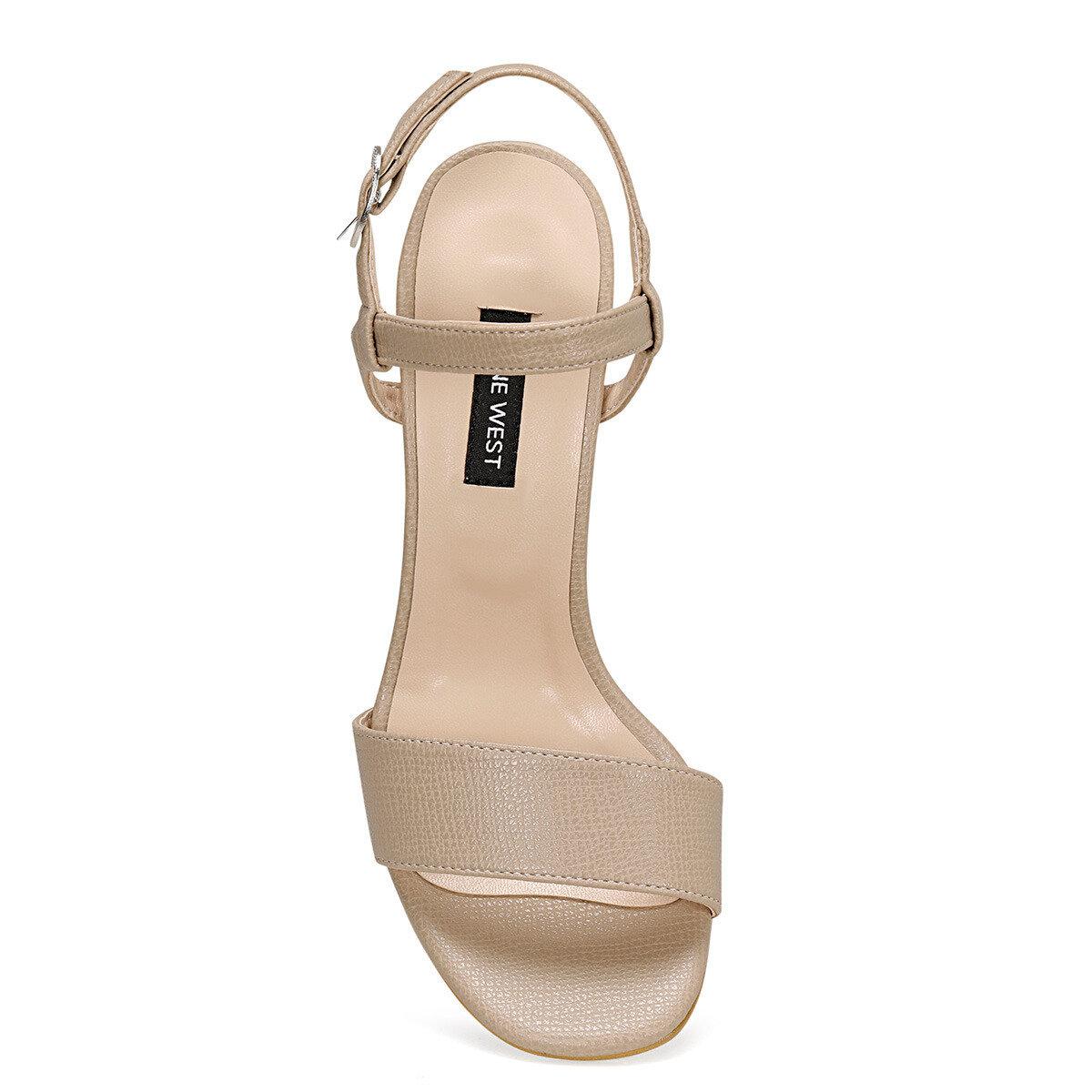 CEVA Pudra Kadın Topuklu Sandalet
