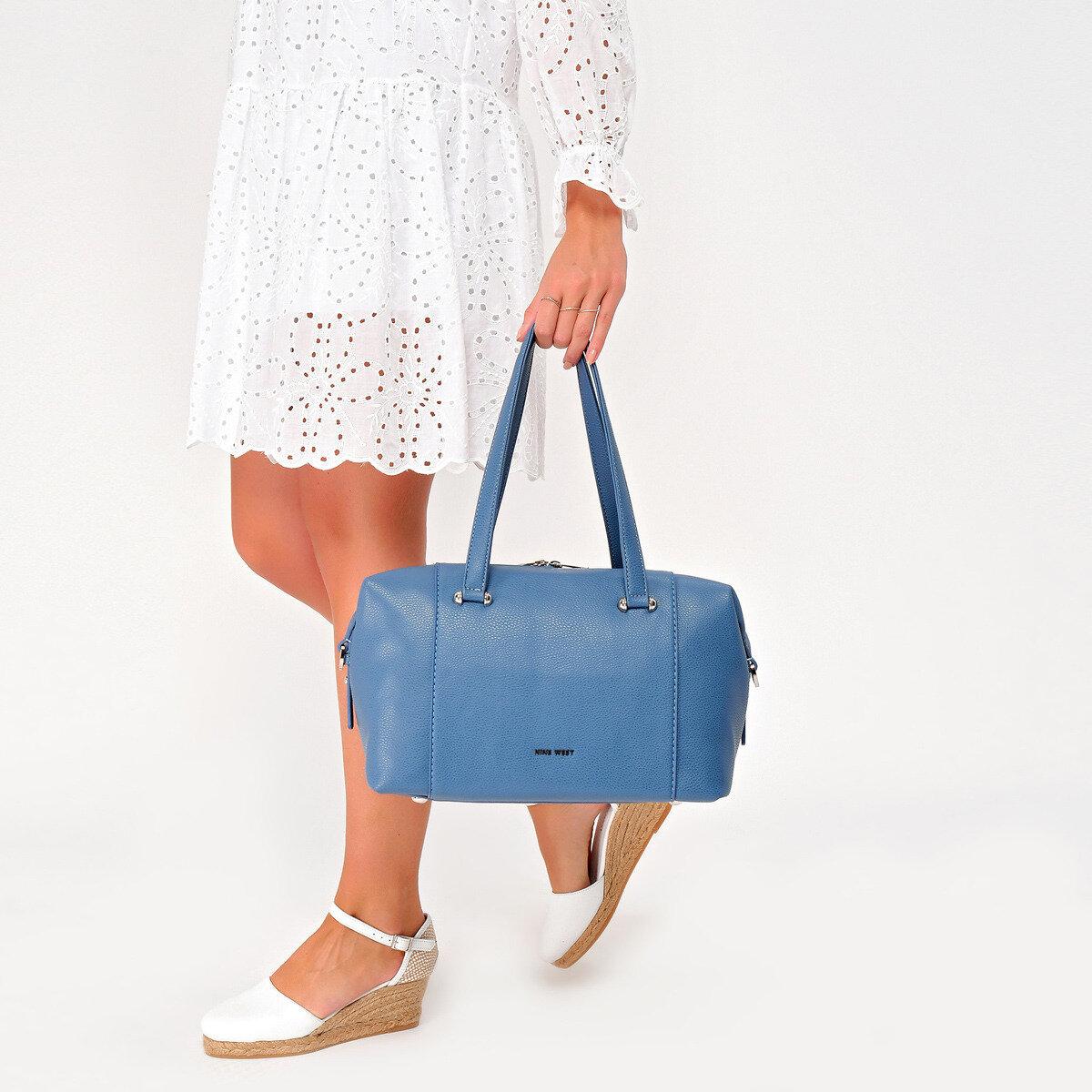 BELINDA Mavi Kadın El Çantası